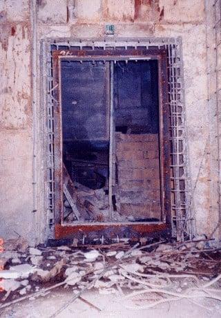 Patlamaya Karşı Dayanıklı Kapı